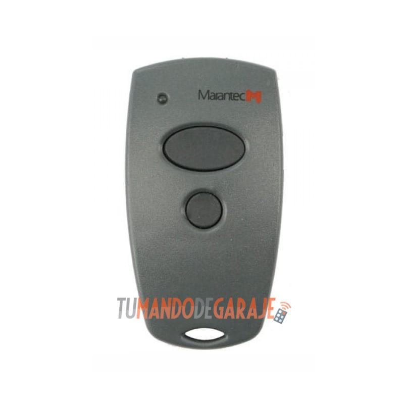Mando de garaje MARANTEC D302-433